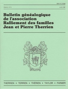 Les Terrien - Volume 03 No 2 - 1987