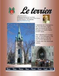 Bulletin Volume 34 numéro 2 - 2017